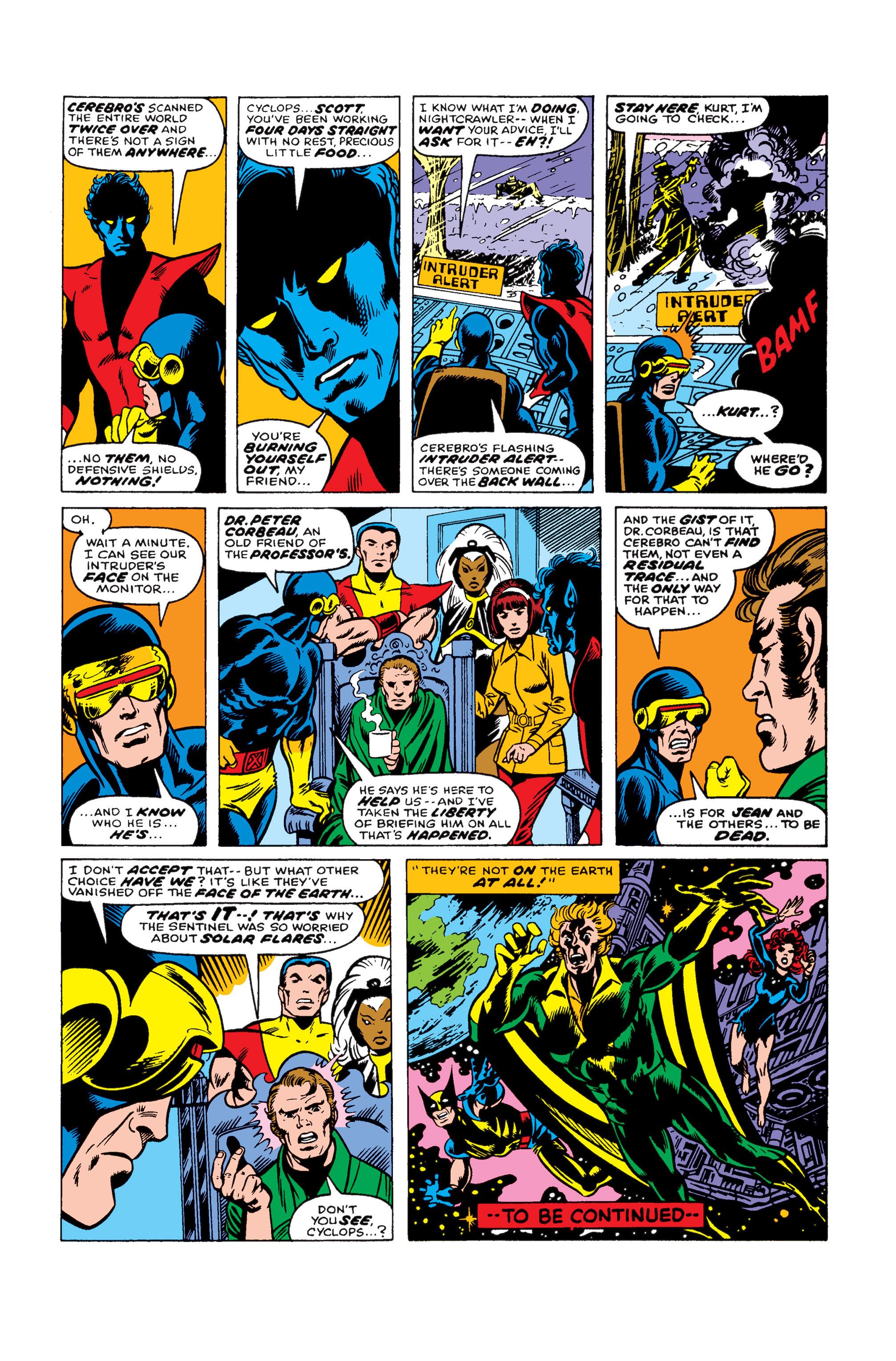 Uncanny X-Men (1963) 98 Page 17