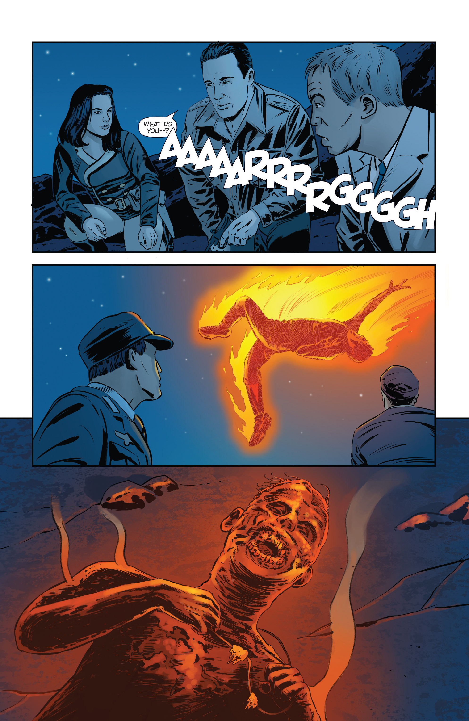 Read online Athena Voltaire and the Volcano Goddess comic -  Issue #3 - 17