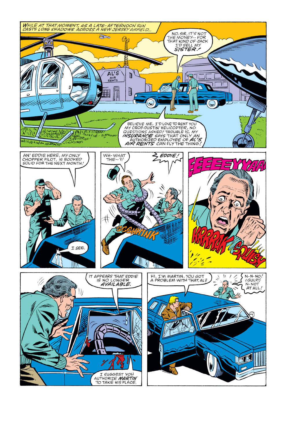 The Amazing Spider-Man (1963) 297 Page 6