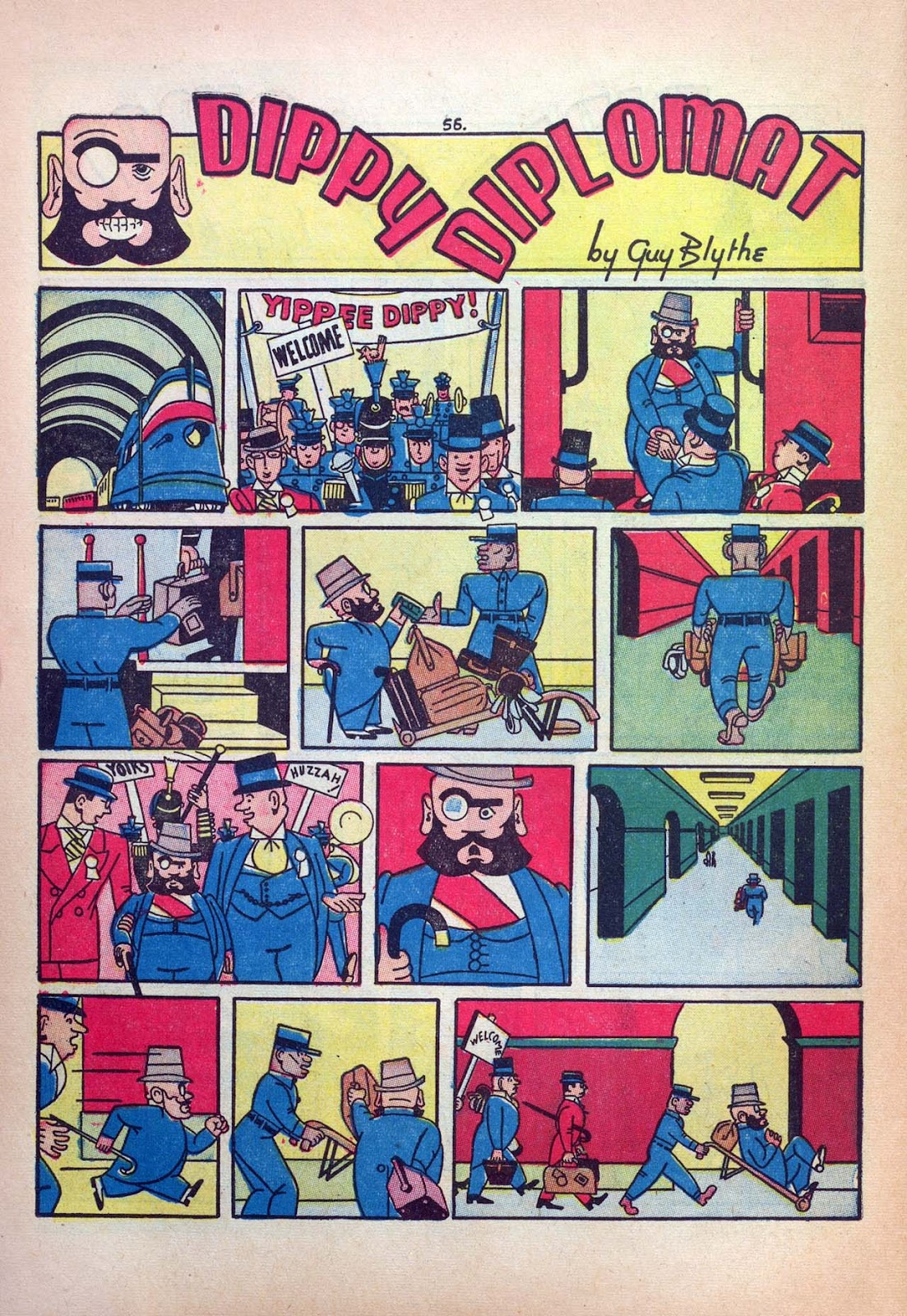 Read online Joker Comics comic -  Issue #2 - 58