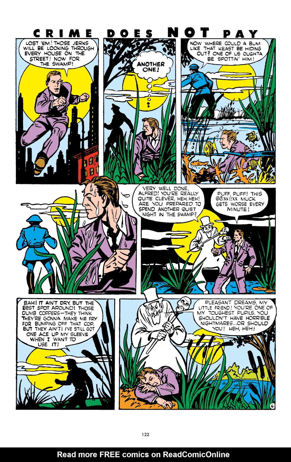 Read online Crime Does Not Pay Archives comic -  Issue # TPB 4 (Part 2) - 22