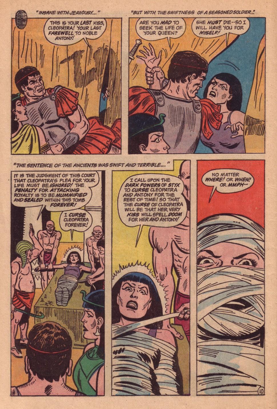 Read online Wonder Woman (1942) comic -  Issue #161 - 16
