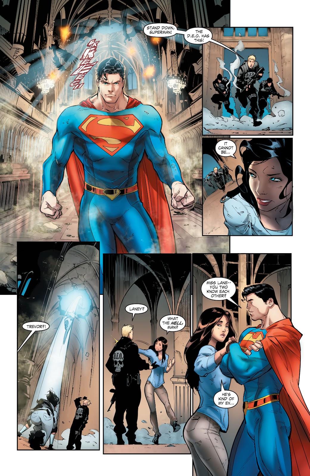 Read online Smallville Season 11 [II] comic -  Issue # TPB 5 - 35