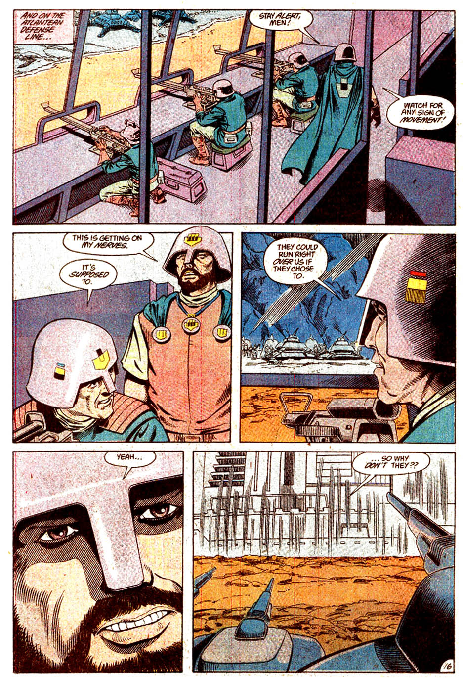 Read online Aquaman (1989) comic -  Issue #4 - 17