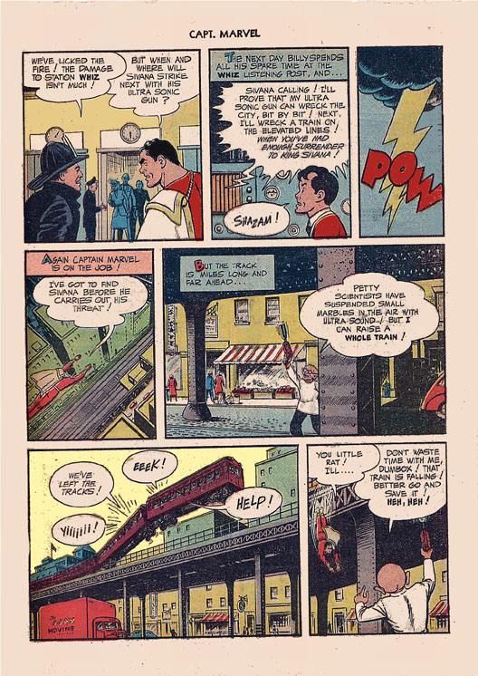 Captain Marvel Adventures issue 89 - Page 40