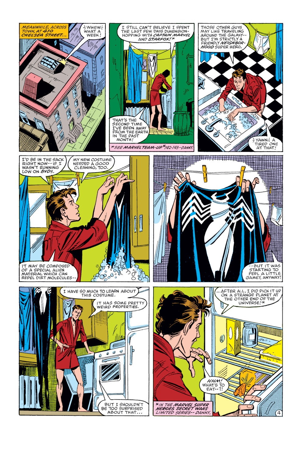 The Amazing Spider-Man (1963) 255 Page 4