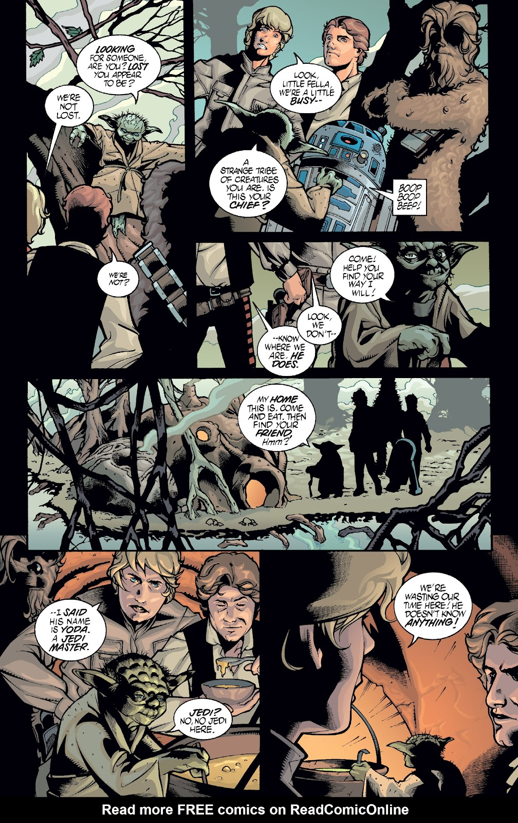 Read online Star Wars Legends: Infinities - Epic Collection comic -  Issue # TPB (Part 1) - 40