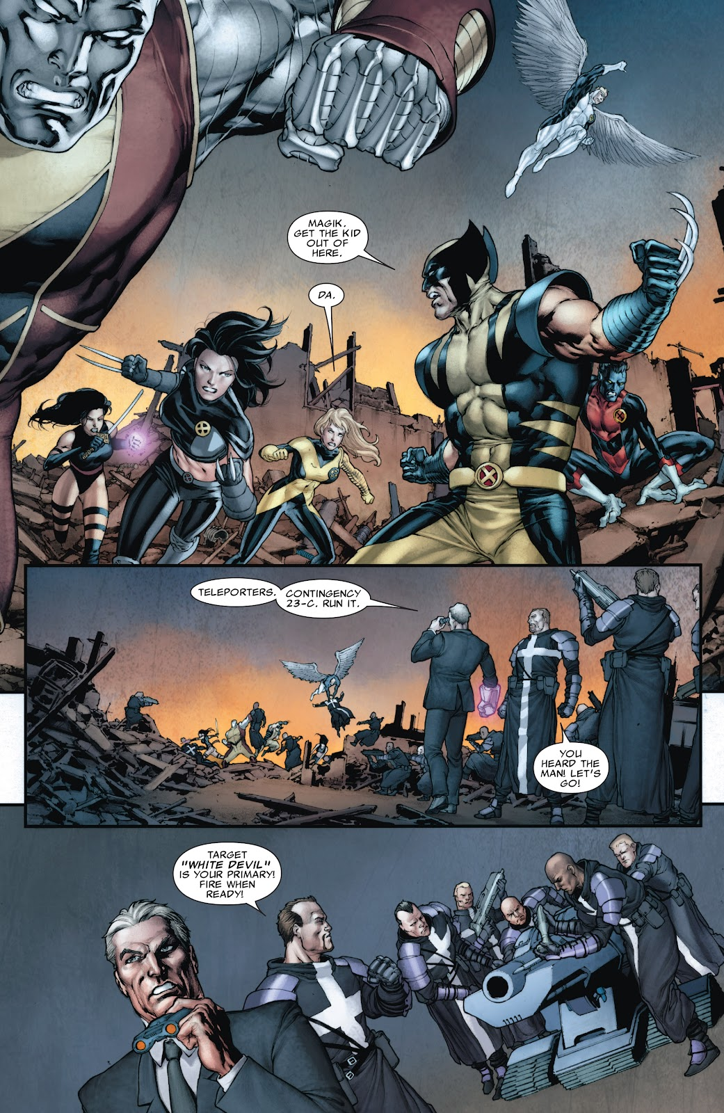 Read online X-Men: Second Coming comic -  Issue # _TPB (Part 1) - 70