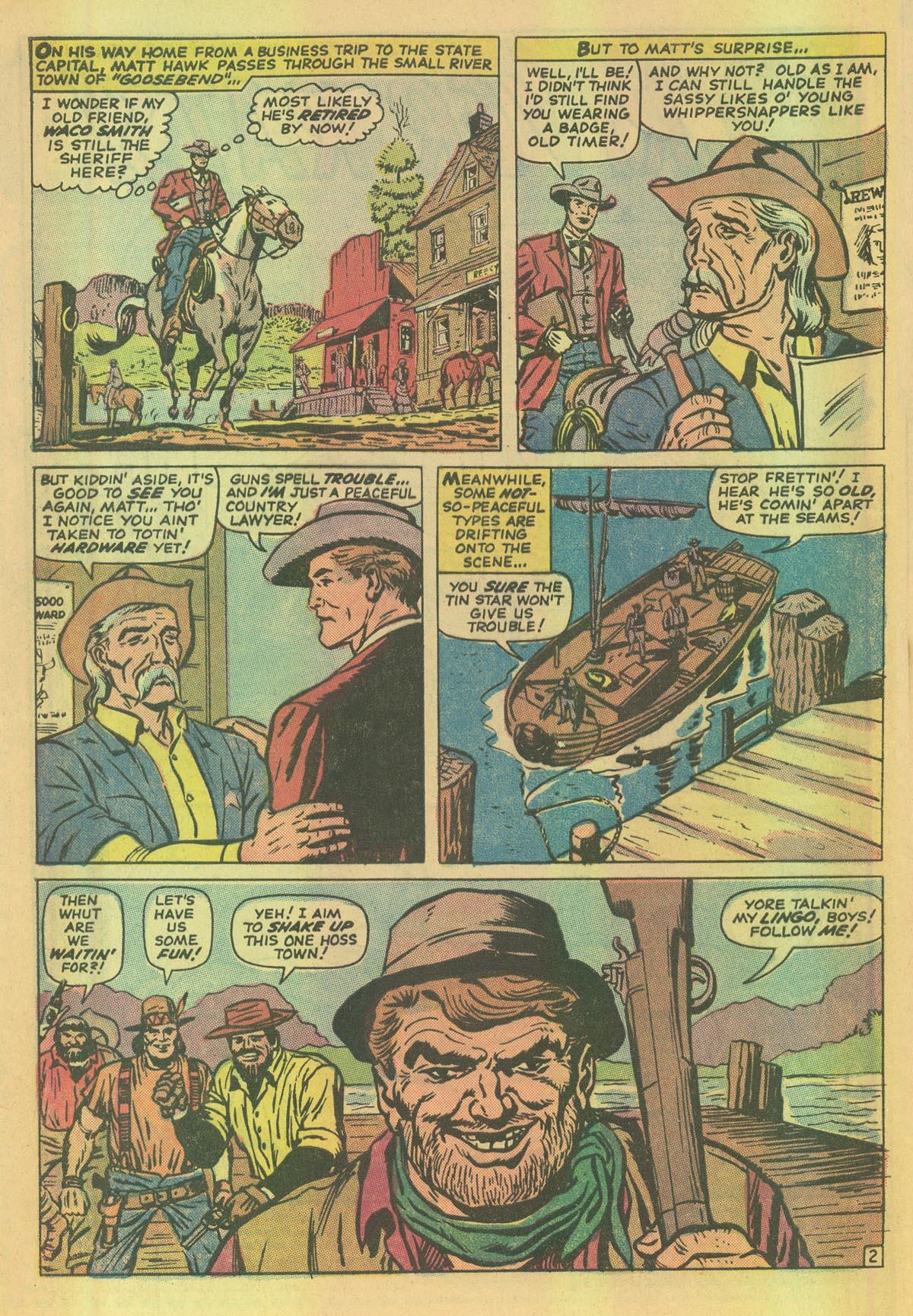 Read online Two-Gun Kid comic -  Issue #114 - 4
