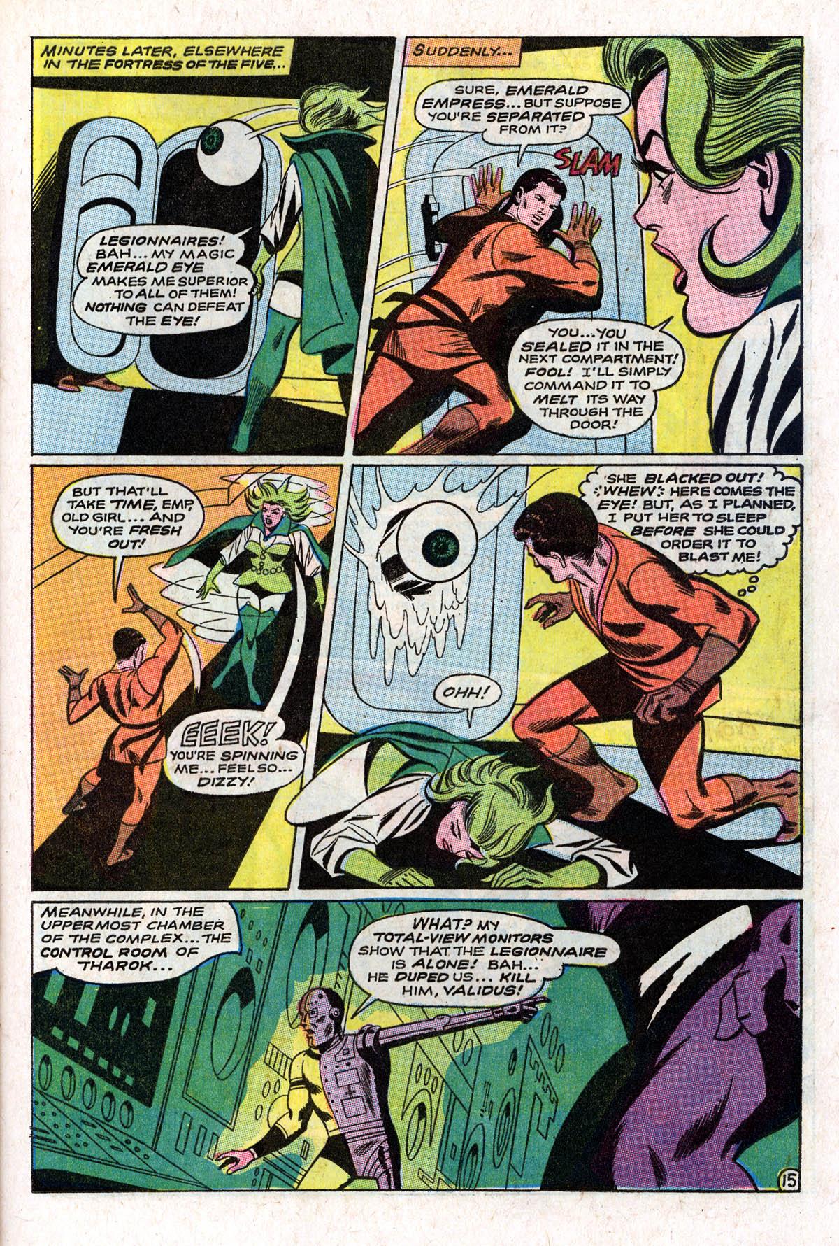 Read online Adventure Comics (1938) comic -  Issue #378 - 21
