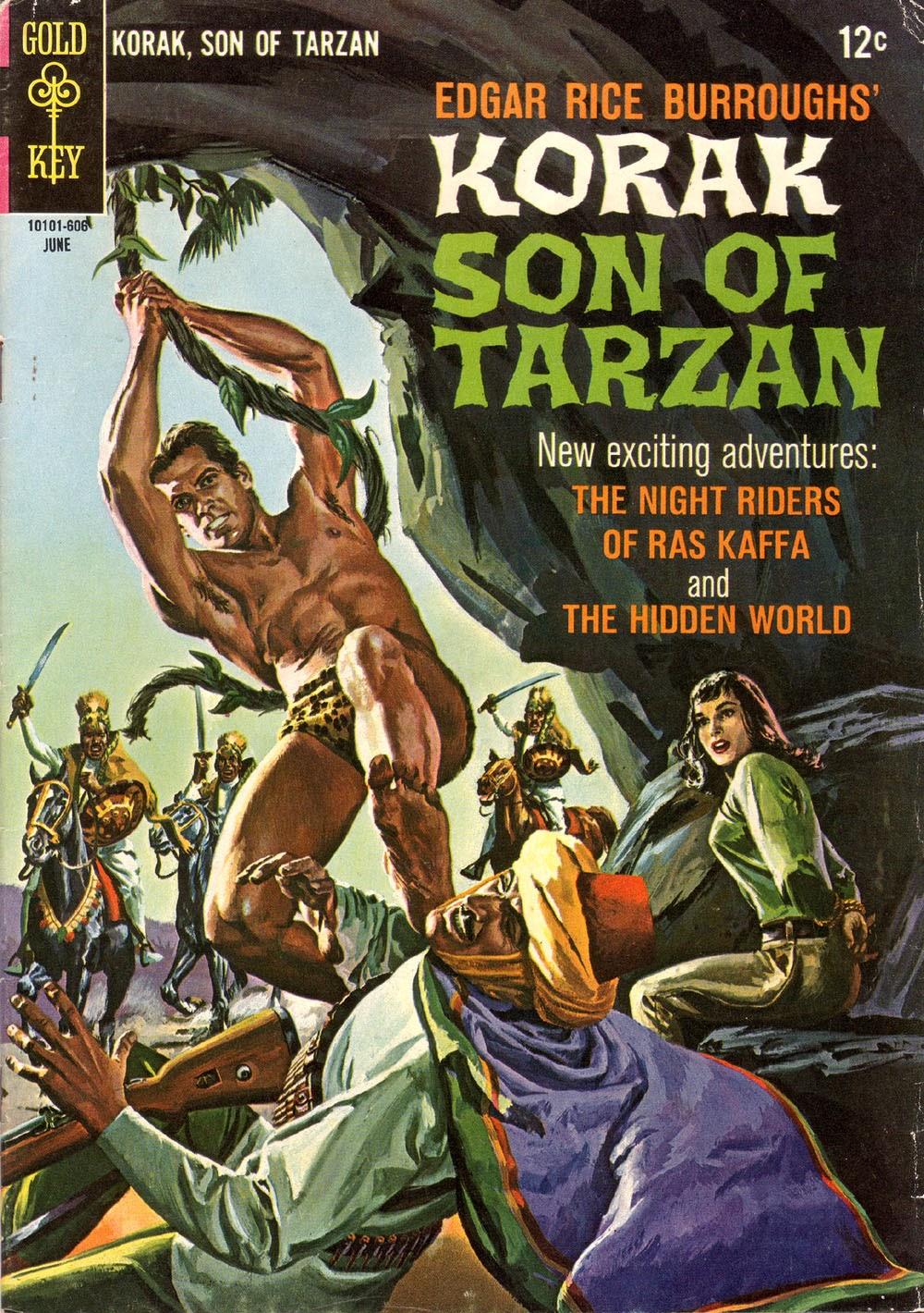 Korak, Son of Tarzan (1964) issue 13 - Page 1