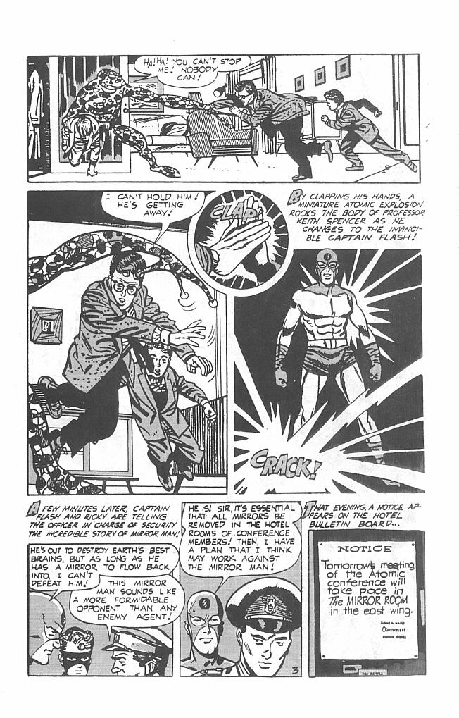 Read online Golden-Age Men of Mystery comic -  Issue #8 - 5