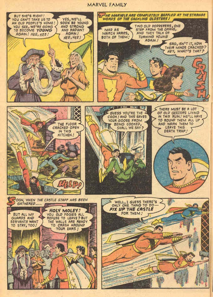 The Marvel Family issue 69 - Page 8