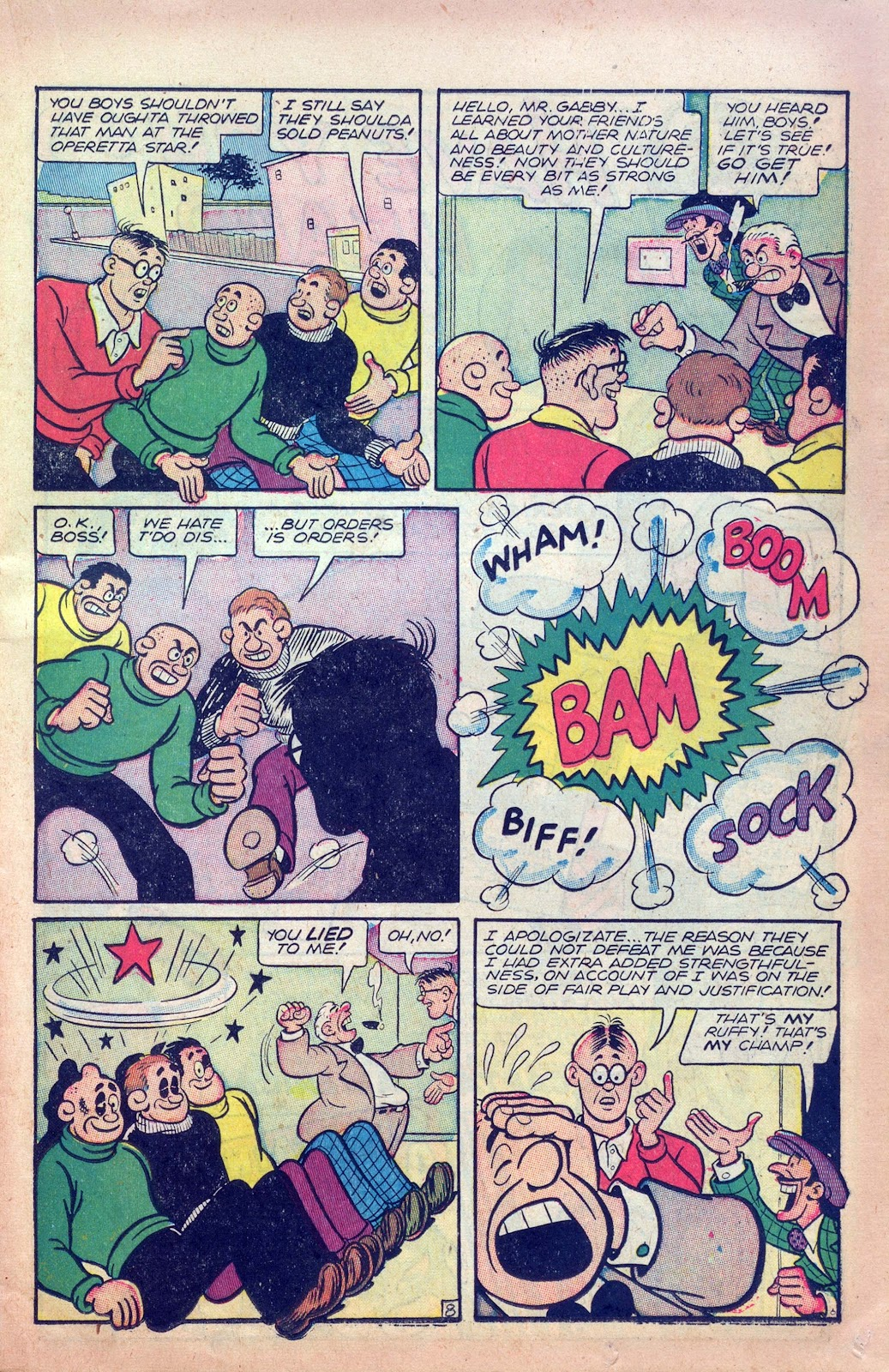 Read online Joker Comics comic -  Issue #25 - 19