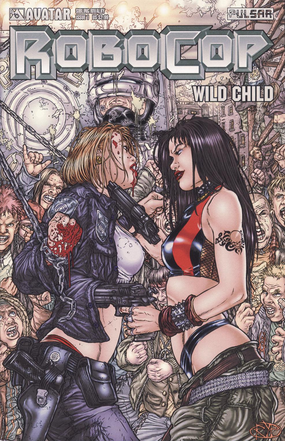 Read online Robocop: Wild Child comic -  Issue # Full - 2