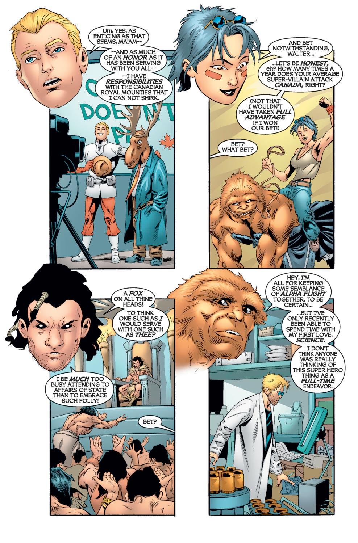 Read online Alpha Flight (2004) comic -  Issue #7 - 5