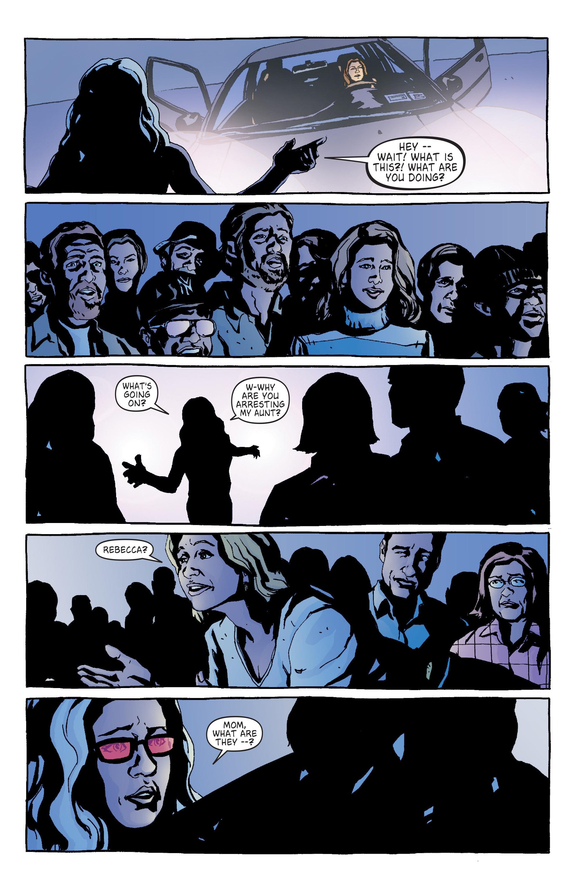 Read online Alias comic -  Issue #14 - 16