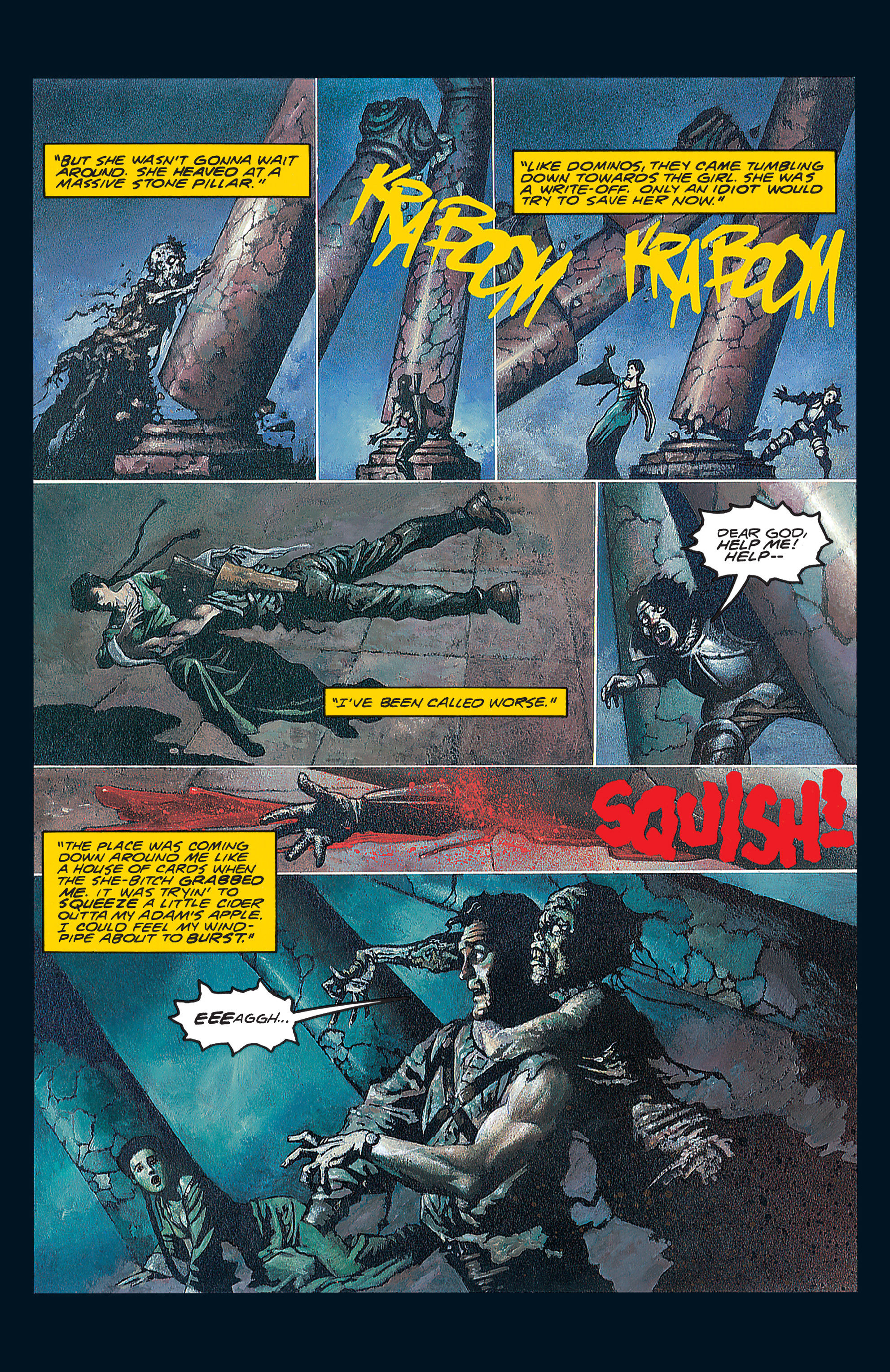 Read online Army of Darkness (1992) comic -  Issue #1 - 20