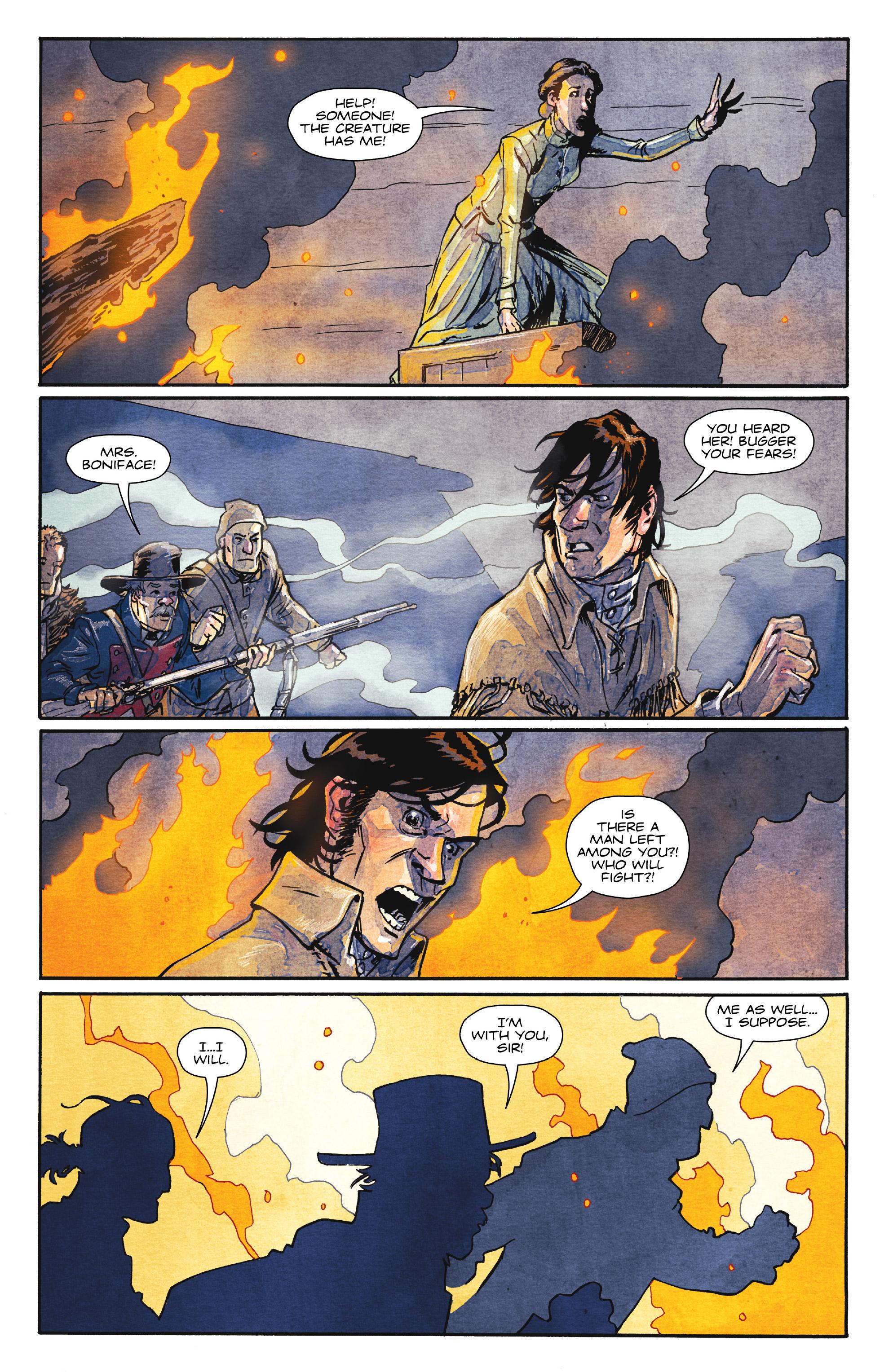 Read online Manifest Destiny comic -  Issue #29 - 8