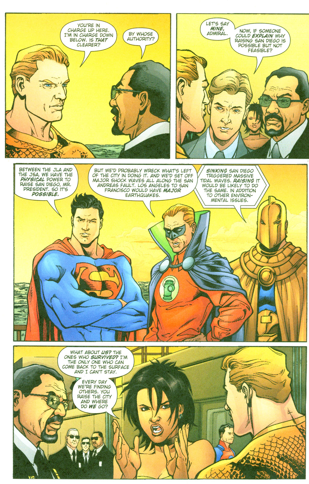 Read online Aquaman (2003) comic -  Issue #23 - 6