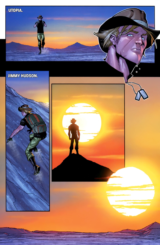 Read online Ultimate Comics X-Men comic -  Issue #20 - 3