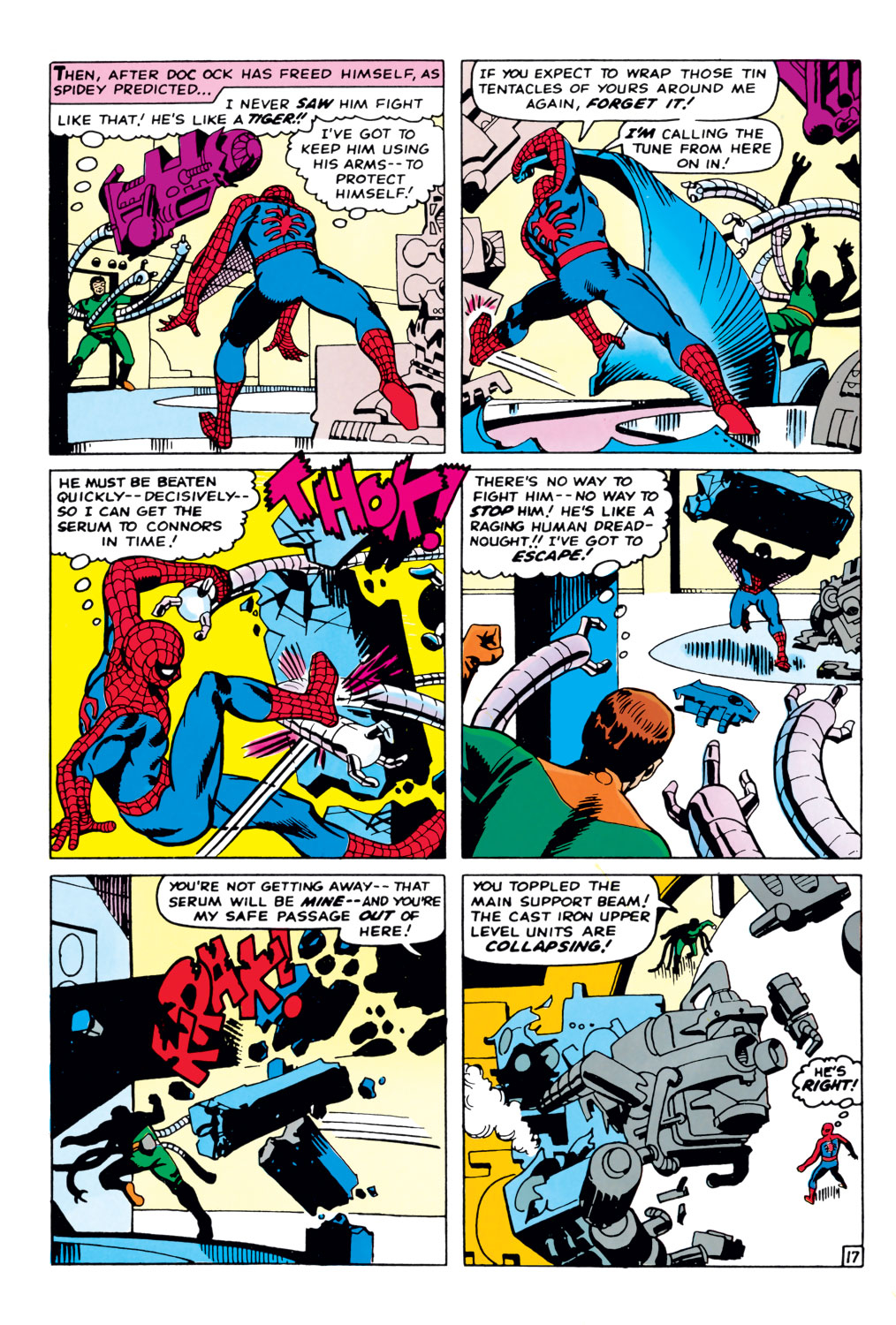 The Amazing Spider-Man (1963) 32 Page 17