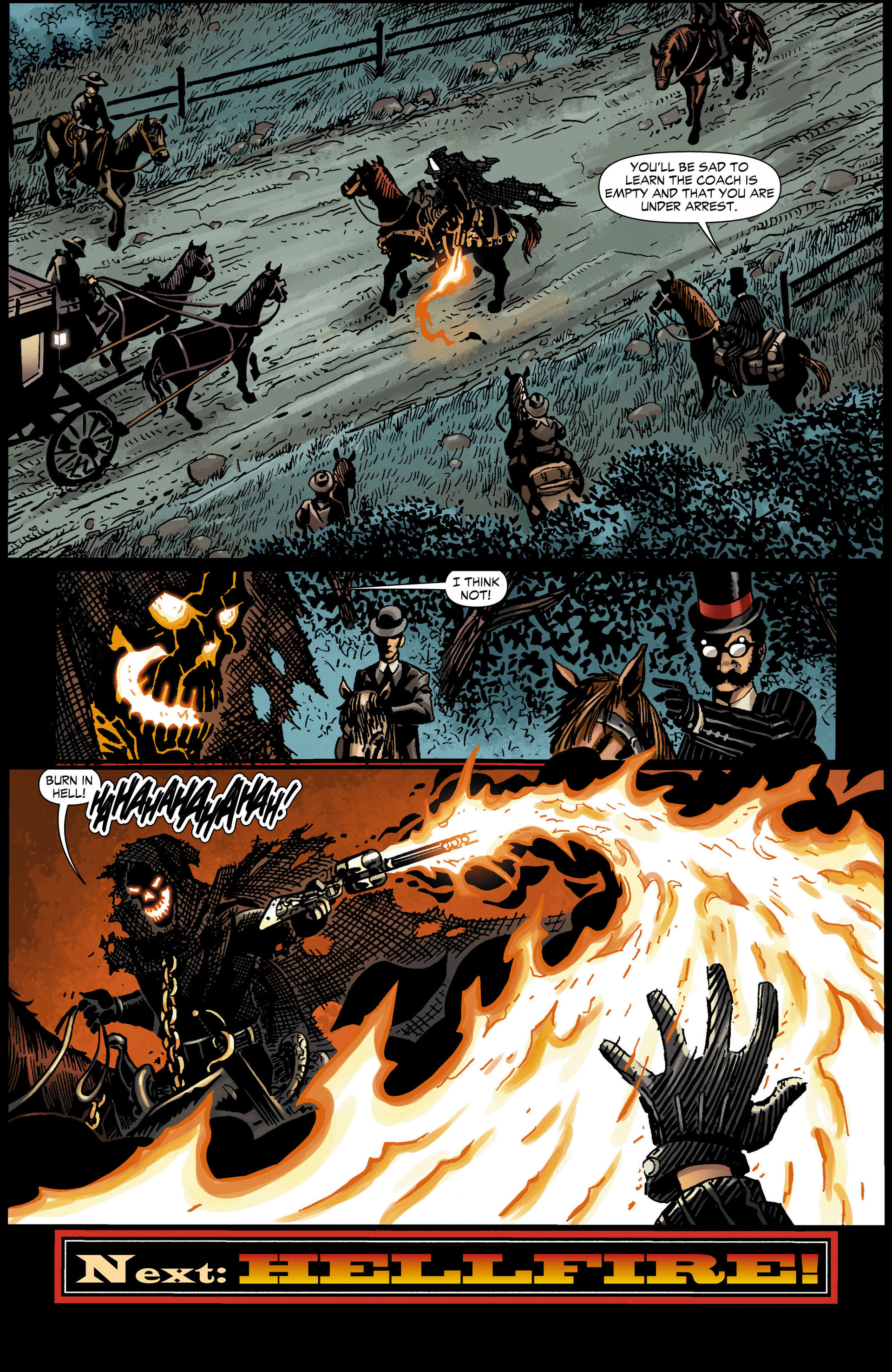 Read online All-Star Western (2011) comic -  Issue #11 - 29