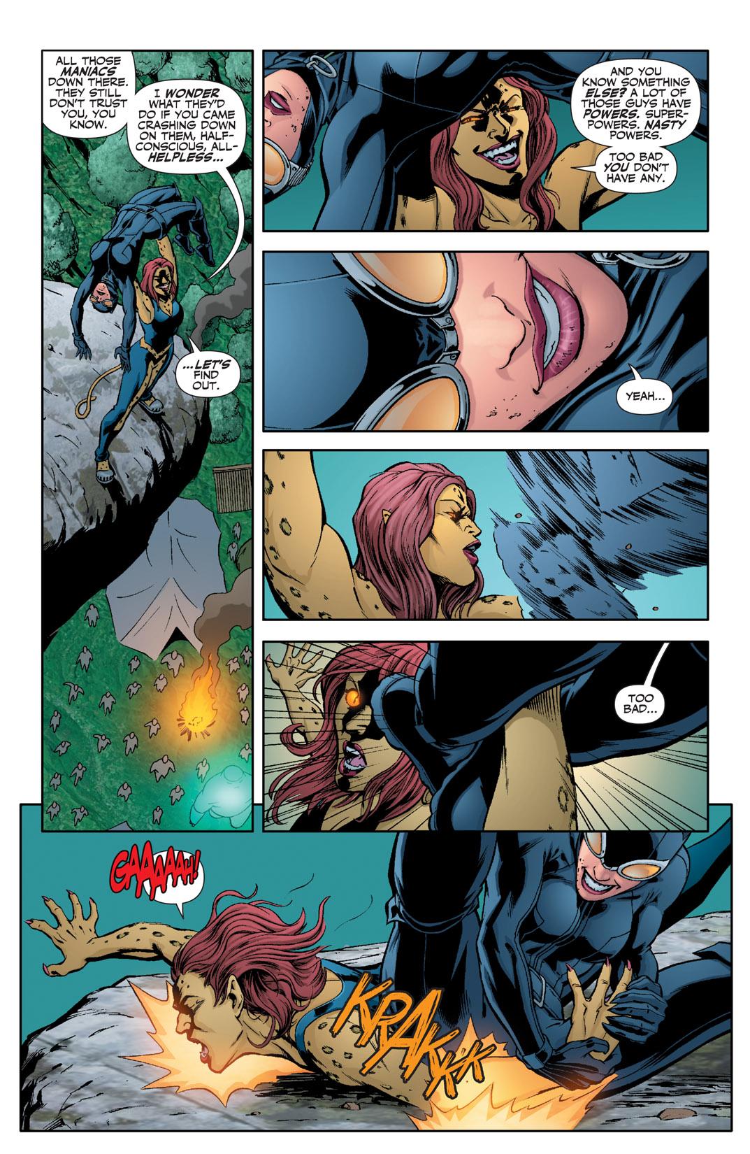 Catwoman (2002) #78 #78 - English 17