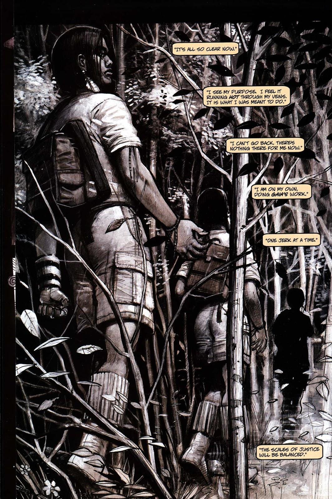 Read online Werewolf the Apocalypse comic -  Issue # Black Furies - 50