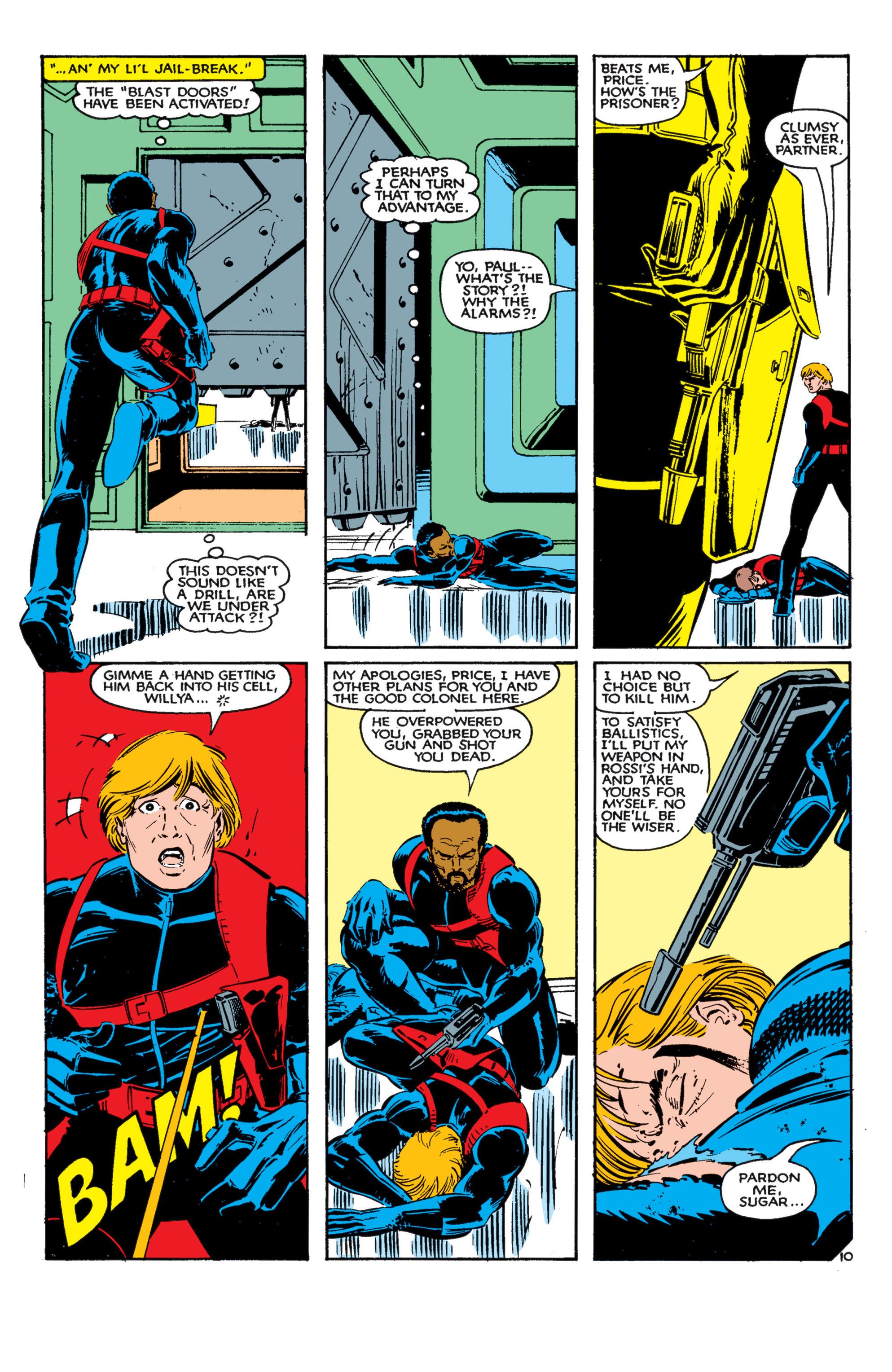 Read online Uncanny X-Men (1963) comic -  Issue #182 - 11