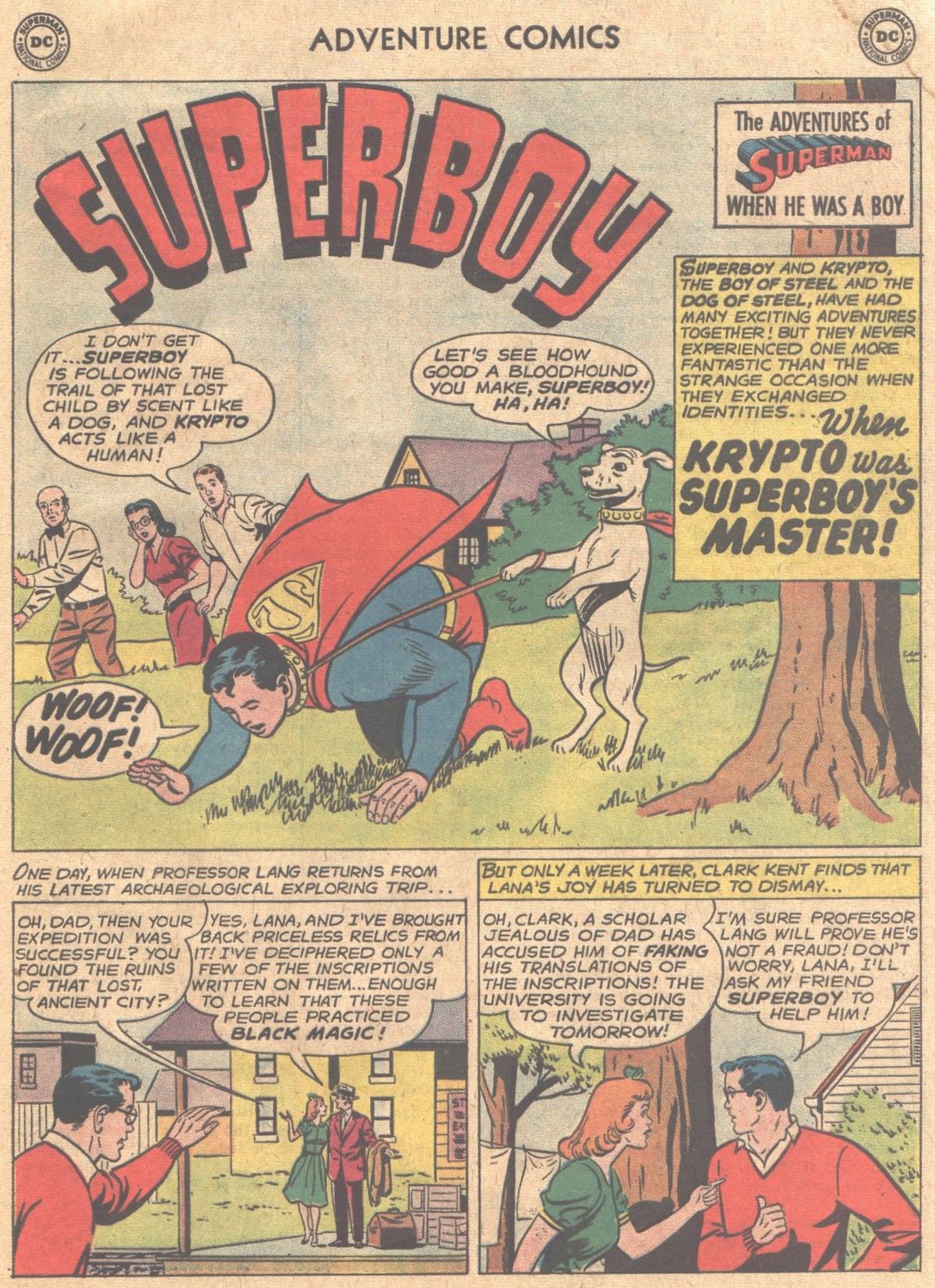 Read online Adventure Comics (1938) comic -  Issue #310 - 25