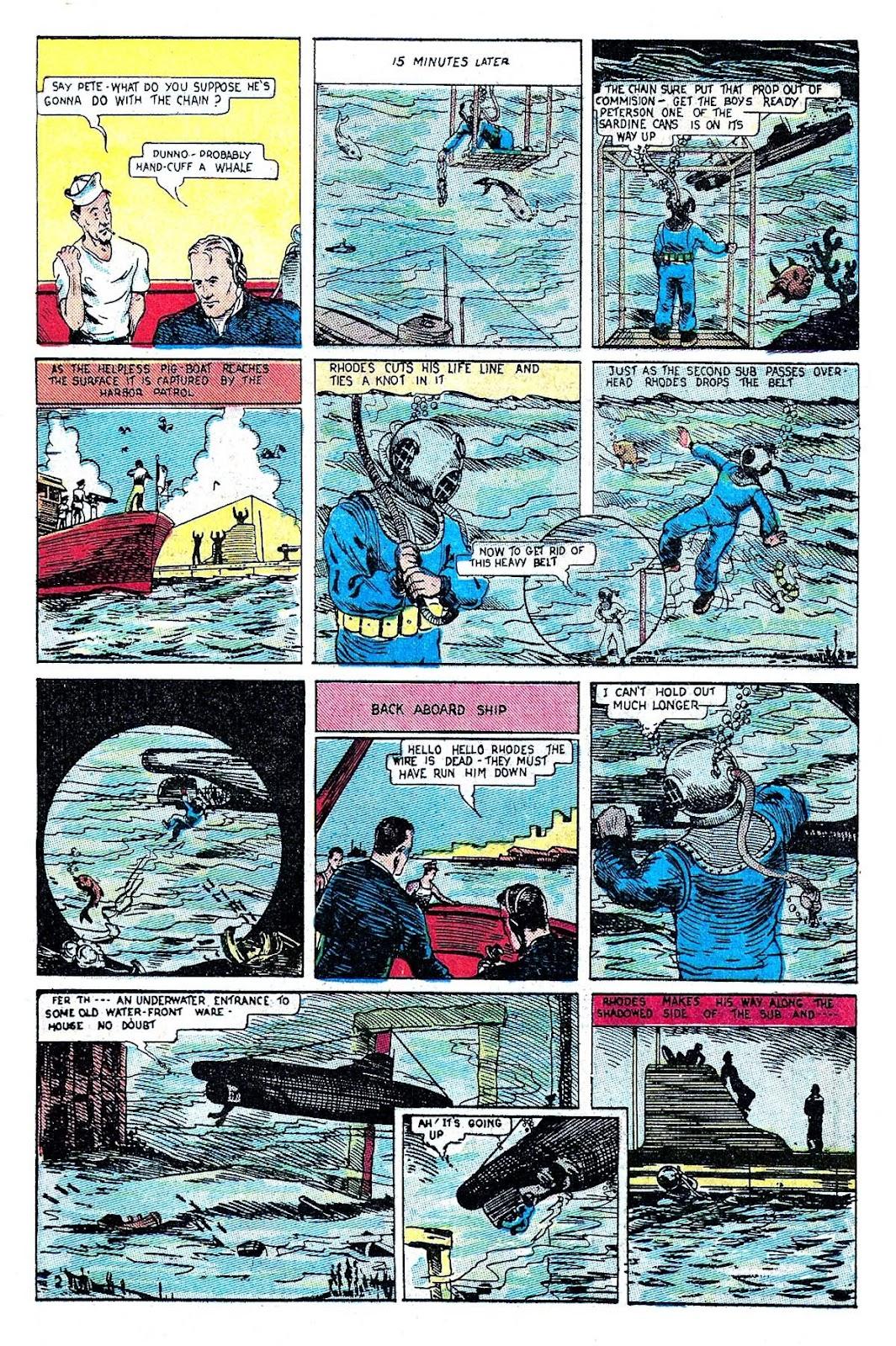 Amazing Man Comics issue 5 - Page 19