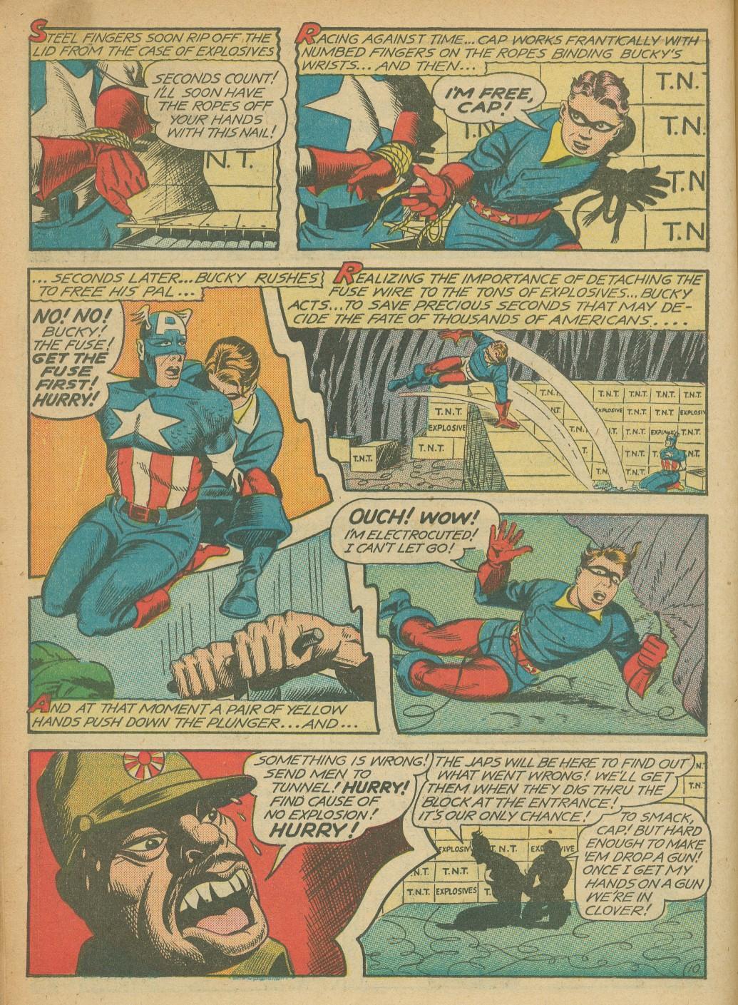Read online All-Winners Comics comic -  Issue #8 - 26