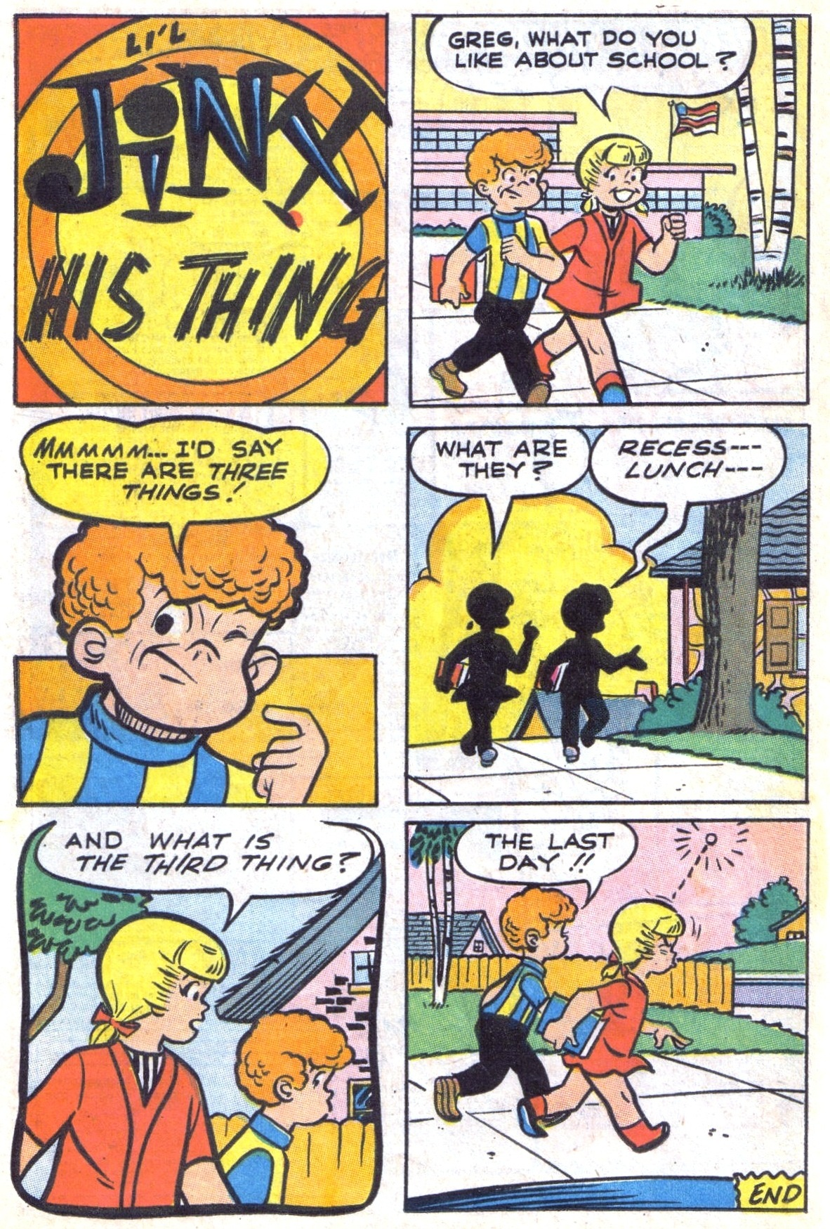 Read online Archie (1960) comic -  Issue #191 - 26
