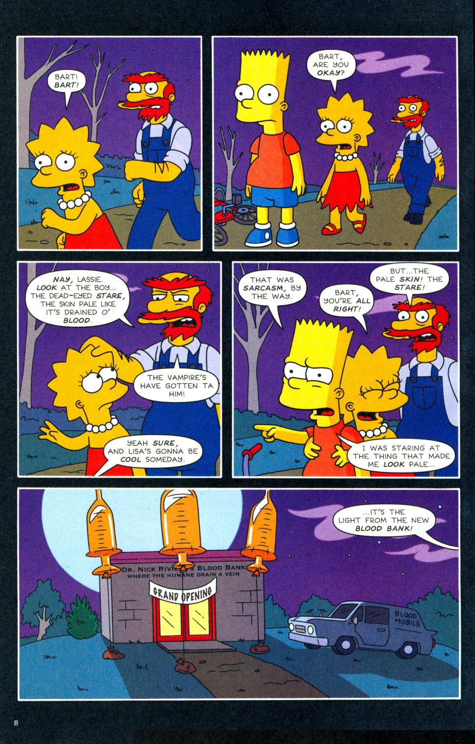 Read online Simpsons Comics Presents Bart Simpson comic -  Issue #28 - 9