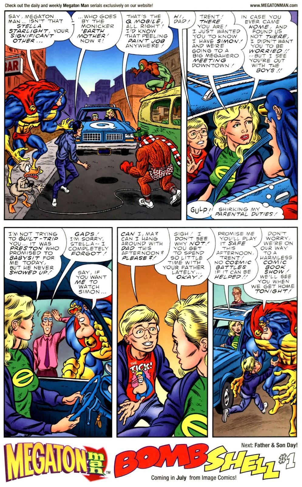 The Savage Dragon (1993) Issue #61 #64 - English 32