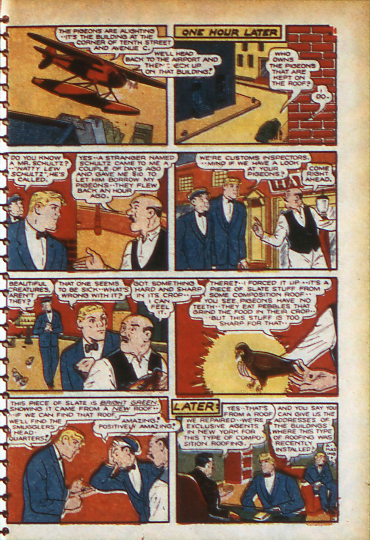 Read online Adventure Comics (1938) comic -  Issue #56 - 44
