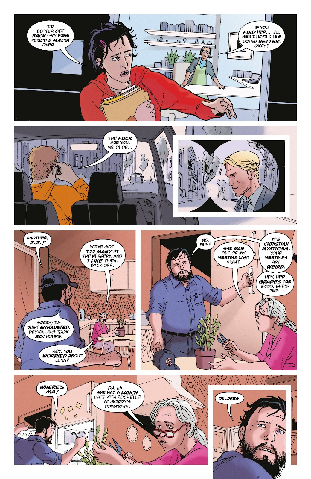 Read online She Could Fly comic -  Issue # _TPB - 63
