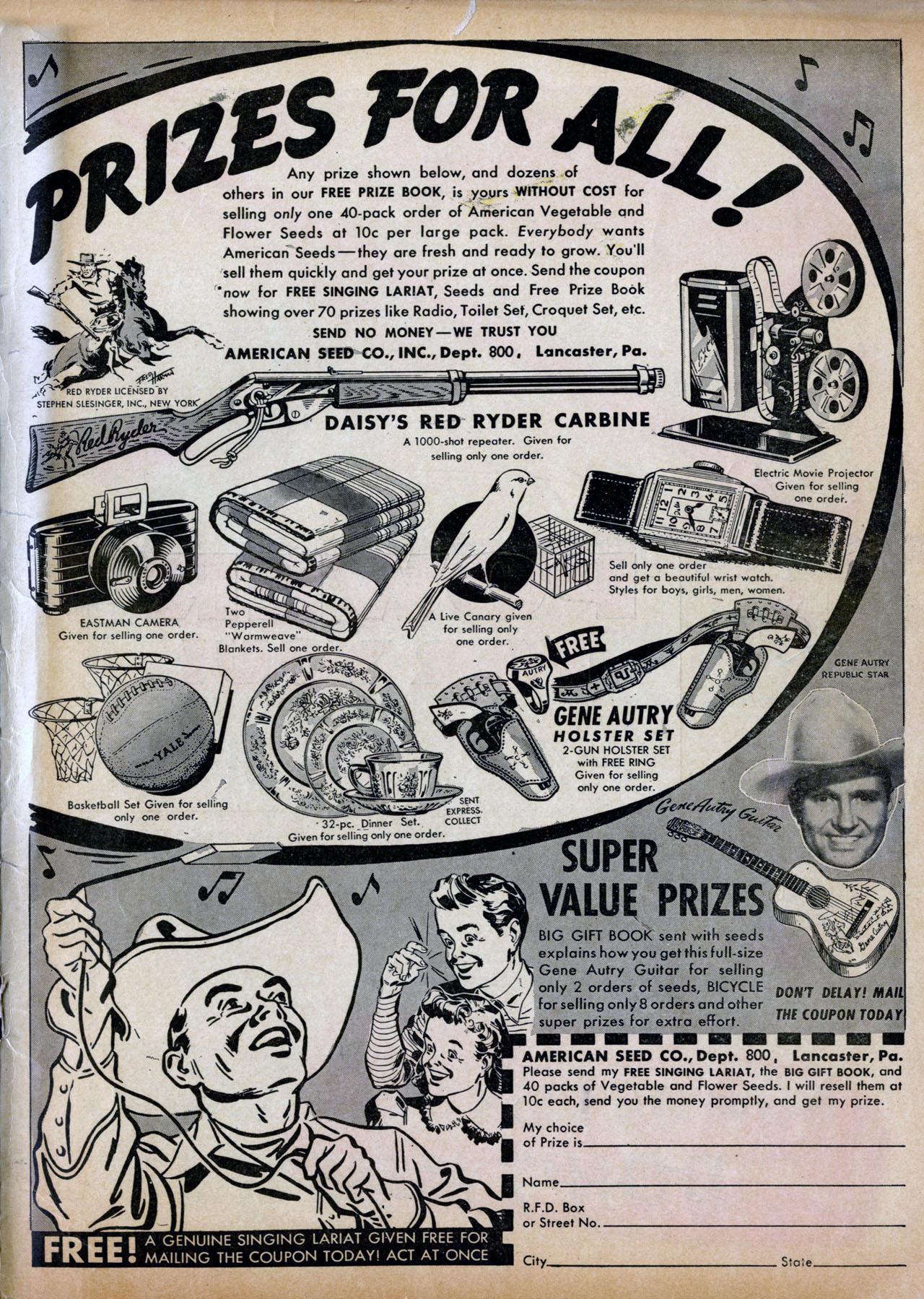 Read online Detective Comics (1937) comic -  Issue #50 - 67