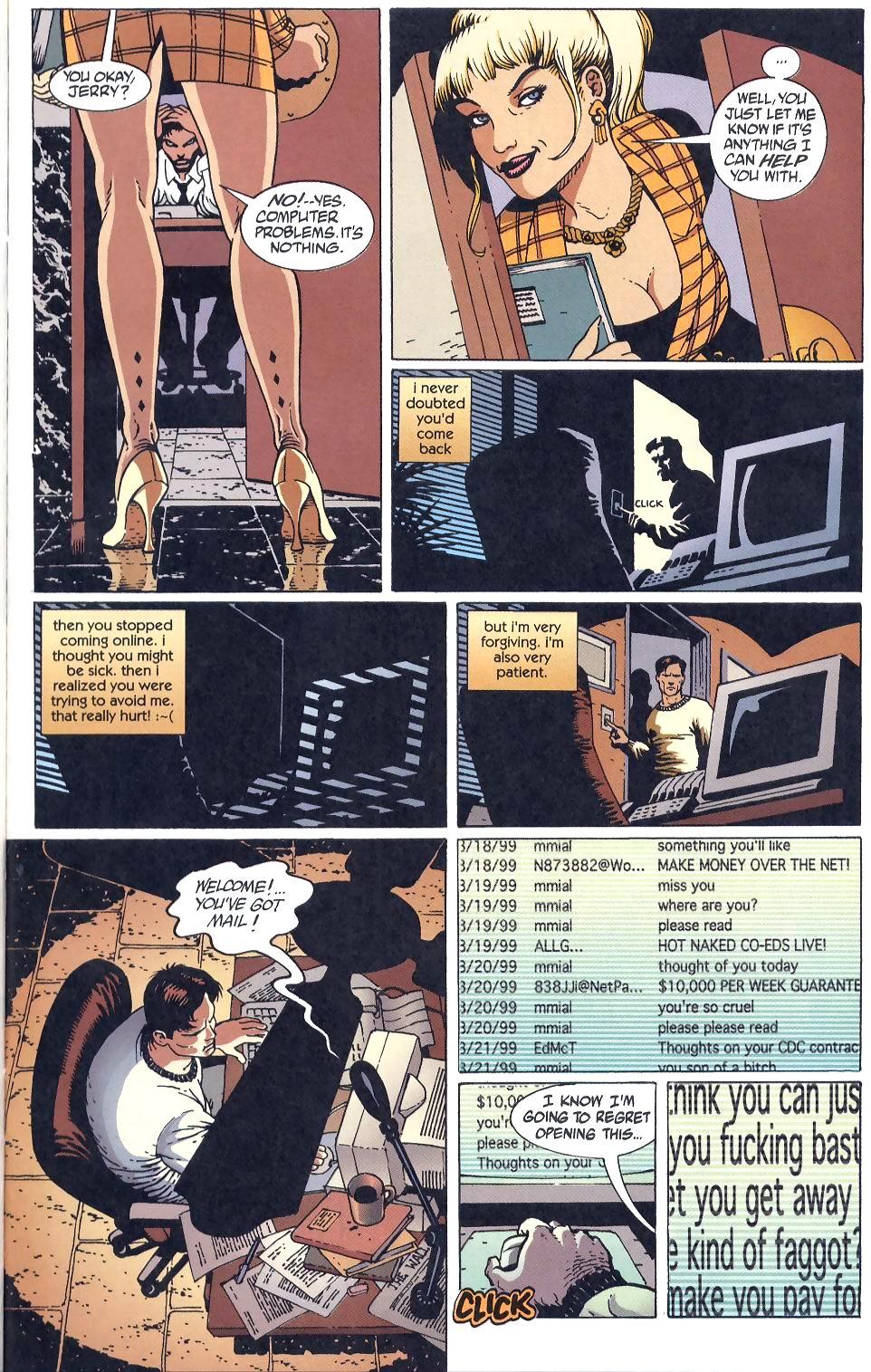 Read online Flinch comic -  Issue #8 - 12