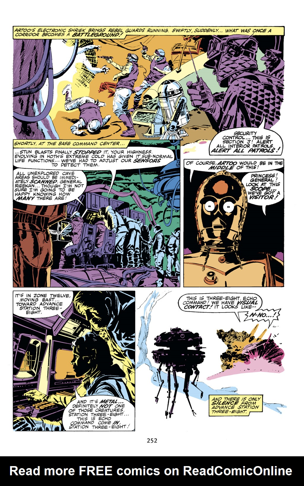 Read online Star Wars Omnibus comic -  Issue # Vol. 14 - 250