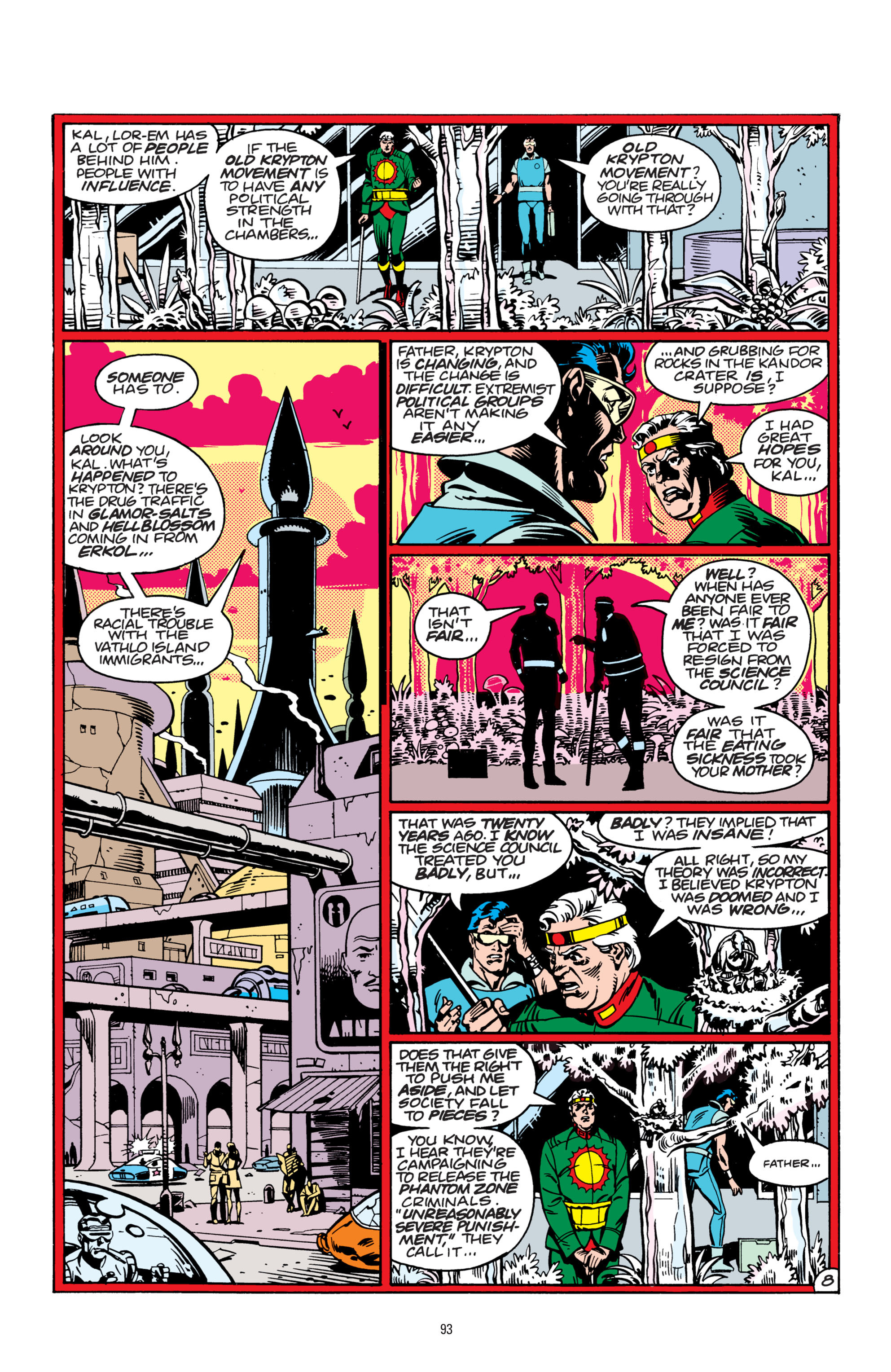 Read online Superman: Whatever Happened to the Man of Tomorrow? comic -  Issue # TPB - 92