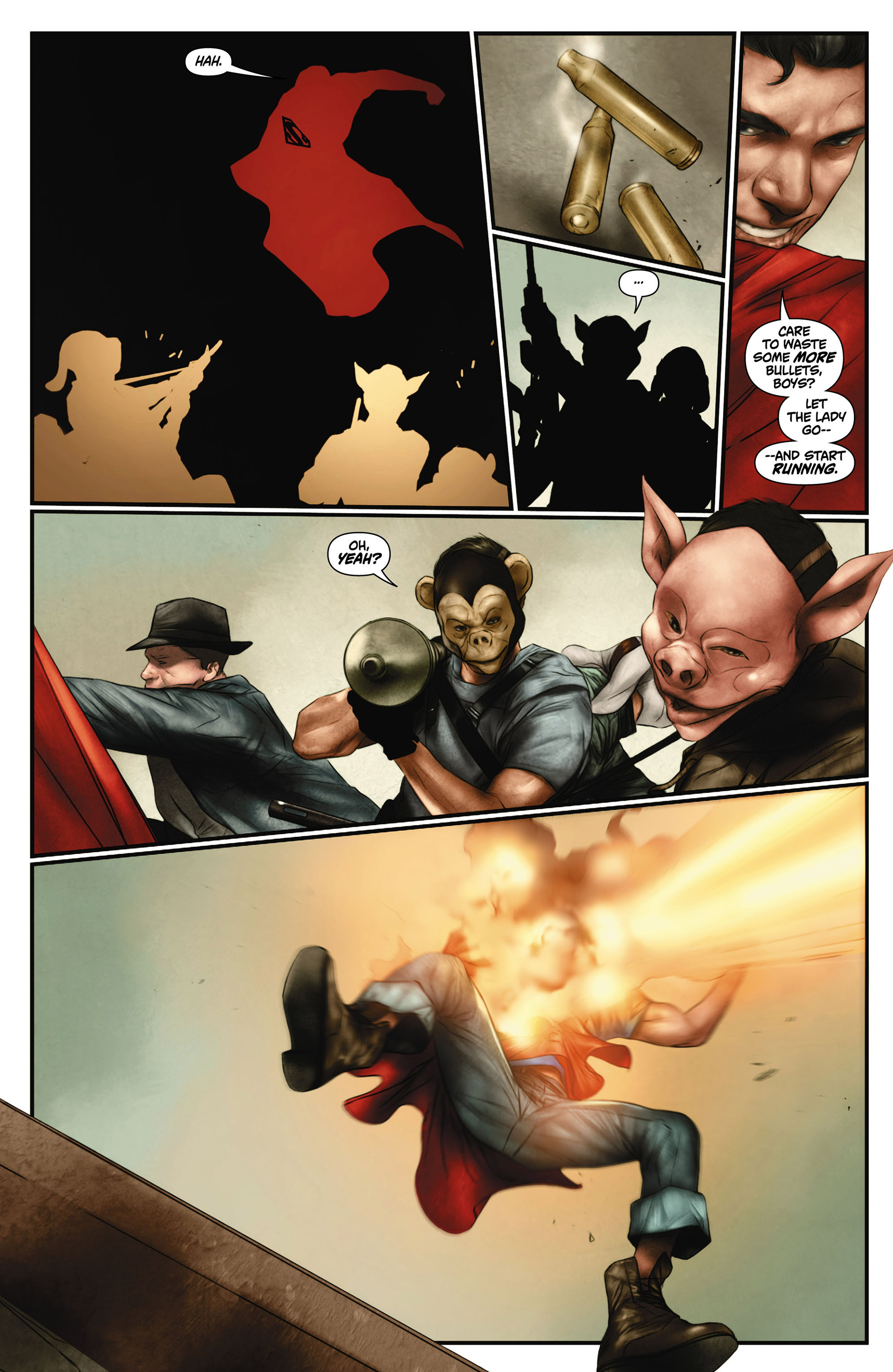 Read online Action Comics (2011) comic -  Issue #0 - 7