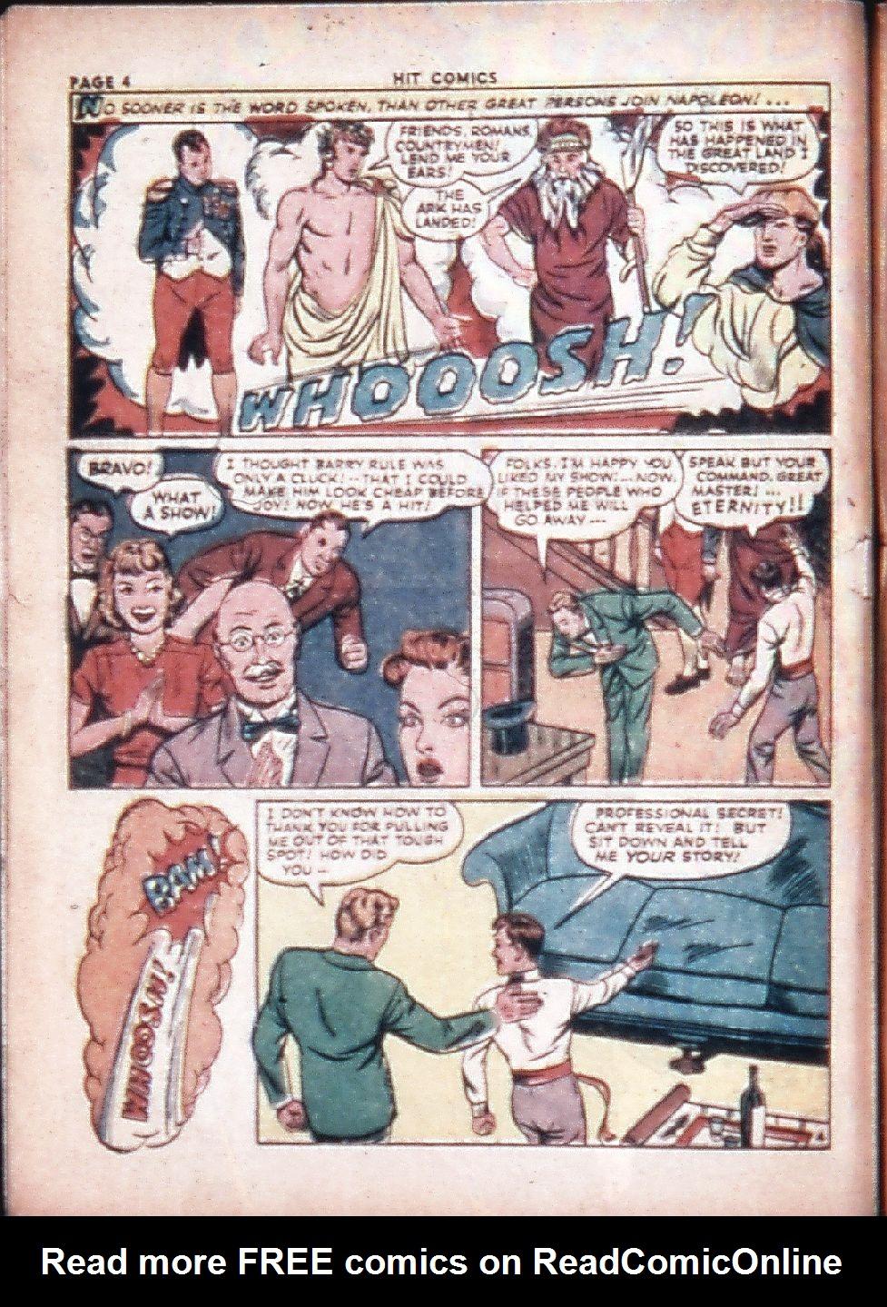 Read online Hit Comics comic -  Issue #29 - 6