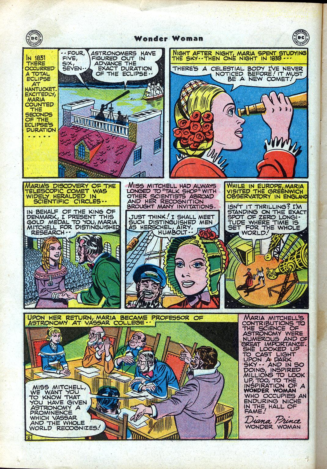 Read online Wonder Woman (1942) comic -  Issue #24 - 18