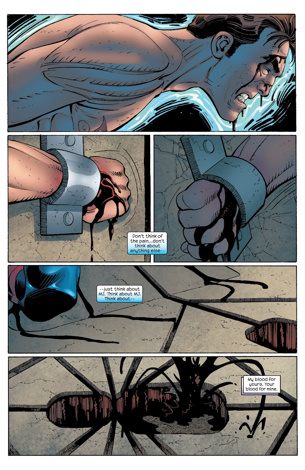 The Amazing Spider-Man by JMS Ultimate Collection issue TPB 3 (Part 2) - Page 28