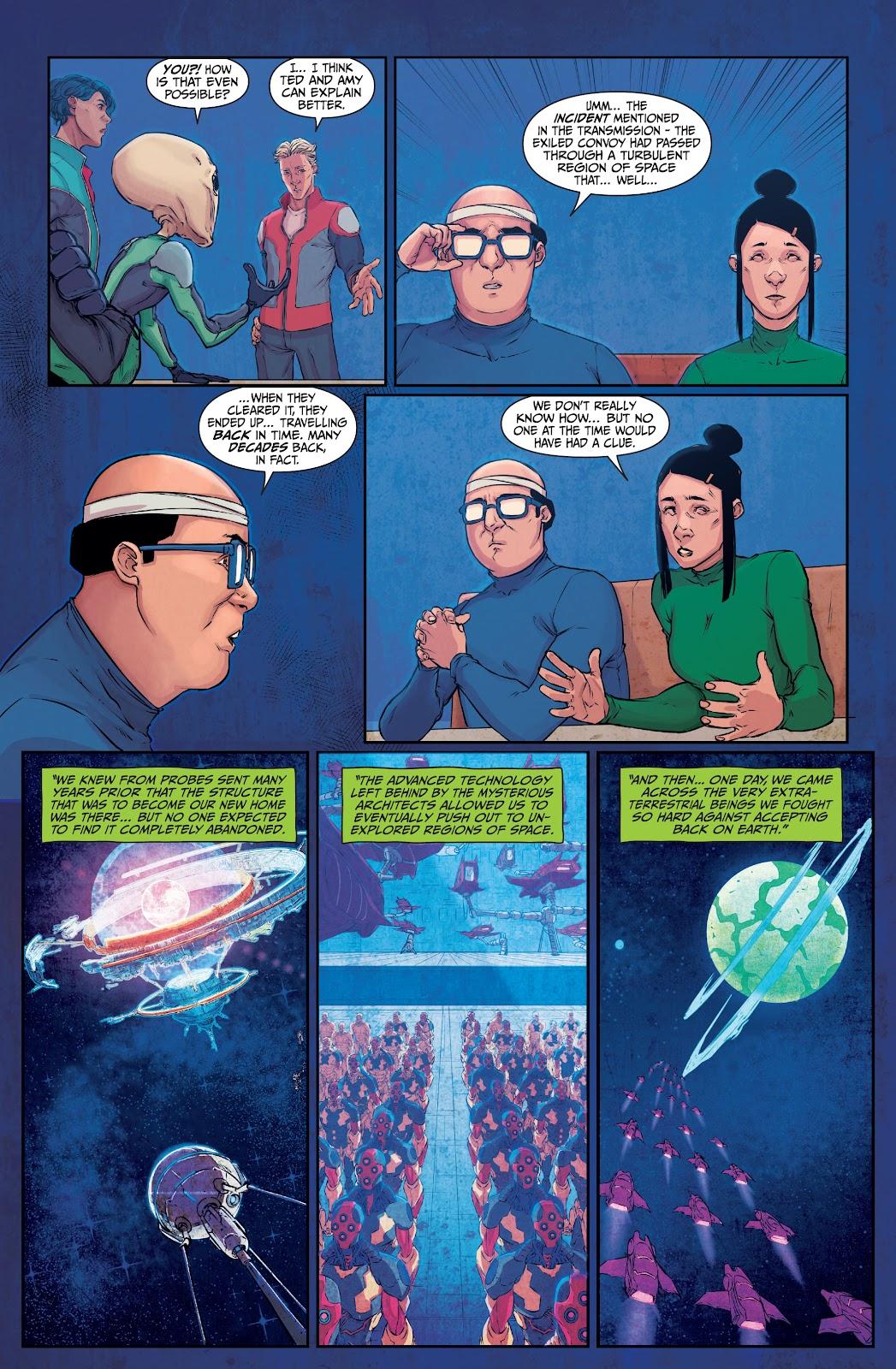 Exilium issue 6 - Page 18
