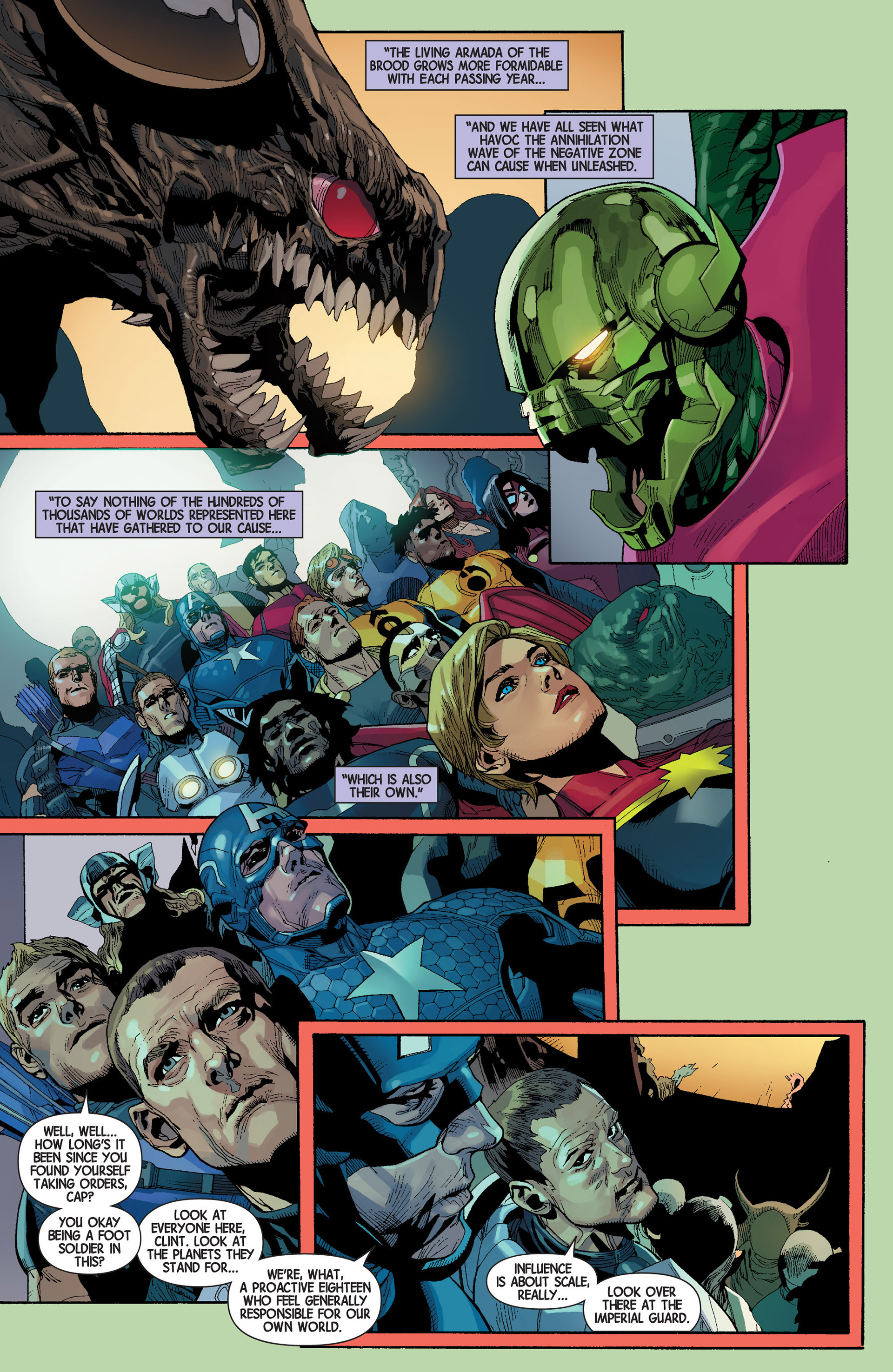Read online Avengers (2013) comic -  Issue #18 - 13