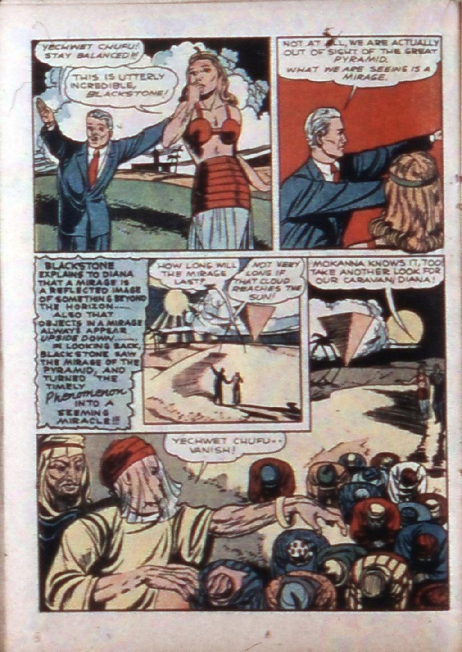 Read online Super-Magician Comics comic -  Issue #3 - 35