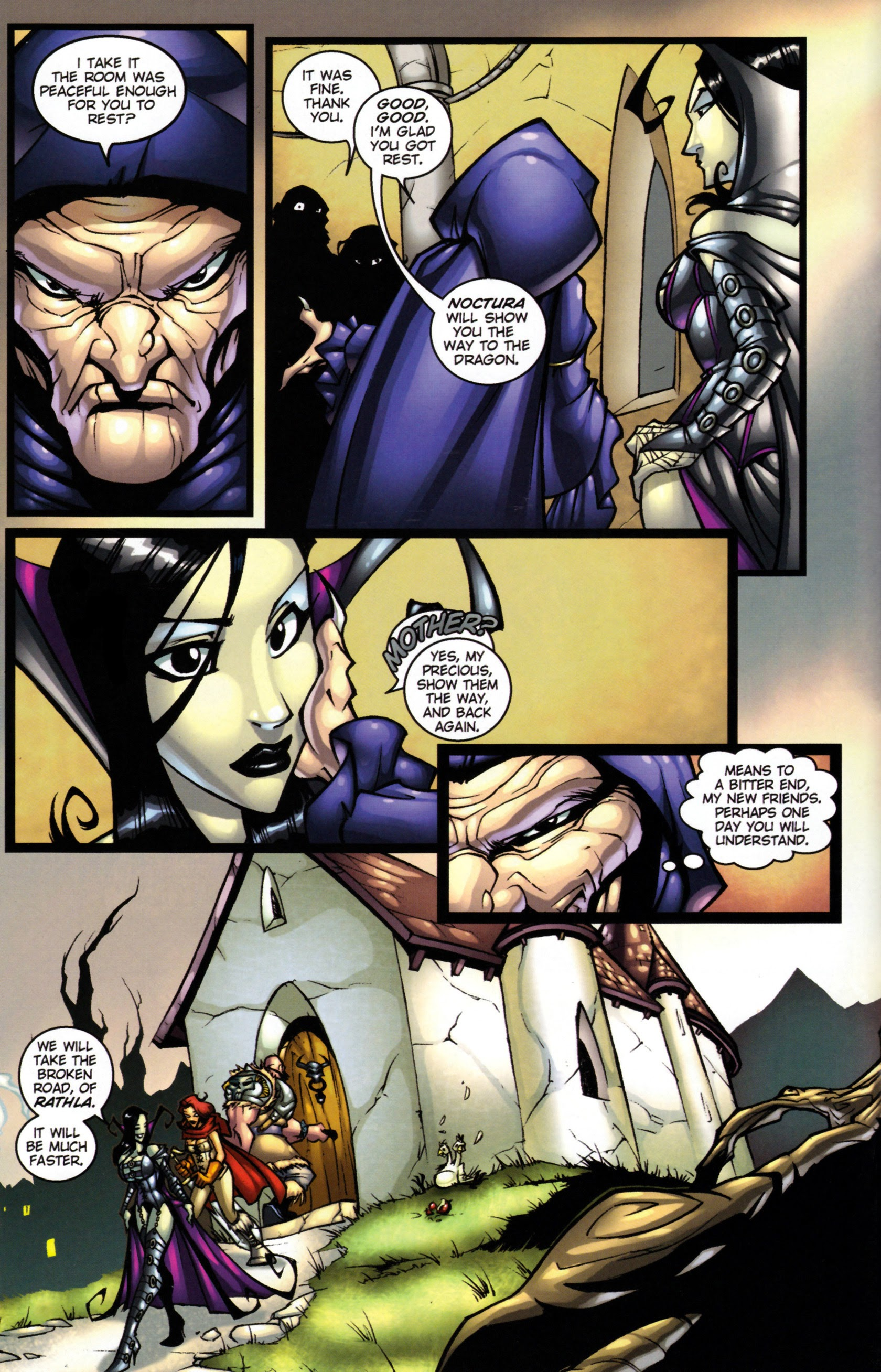 Read online Abiding Perdition comic -  Issue #3 - 9